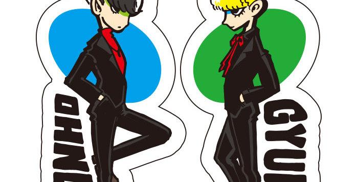 【JG】アクリルキーホルダー