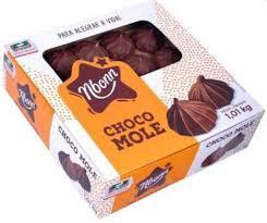 Chocomole Preta  1,01 Kg c/ 50un. Nboon