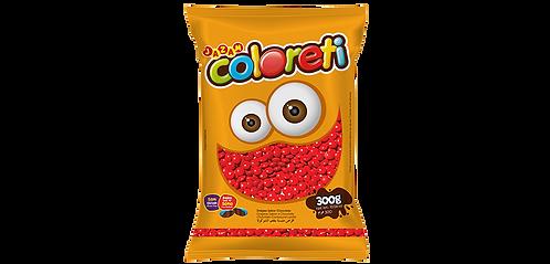 Coloreti Mini Vermelho Jazam 300g