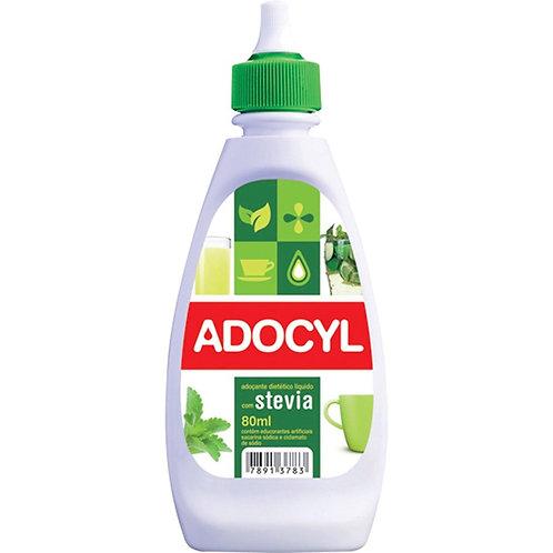 Adoçante Adocyl com Stevia 80ml