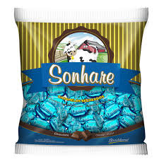 Bala Sonhare Chocolate 600g Forestal