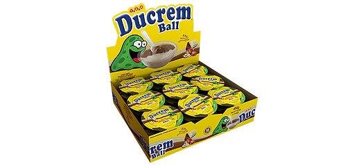 Ducrem Ball Avelã com Chocolate Display com 18 unidades Jazam