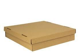 Caixa 1 - 30x30x7 - Kraft - Sulformas