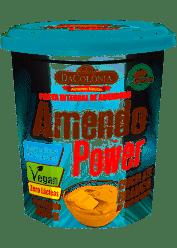 Amendo Power Com Chocolate Branco, Pasta de Amendoim 450g DaColônia