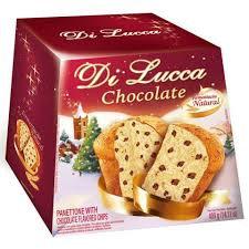 Panettone Di Lucca Chocolate 400g Santa Edwirges