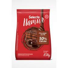 Chocolate em Pó 50% Cacau  500g Mix