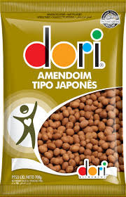 Amendoim Japonês 700g Dori