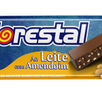 Tablete de Chocolate ao Leite c/Amendoim 20g Florestal