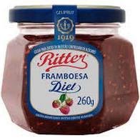 Geléia Framboesa Diet 260g Ritter