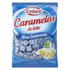 Bala Caramelo Leite Condensado  660g Embaré