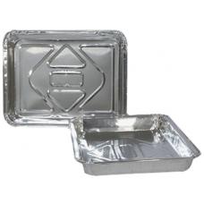 T255  Assadeira Alumínio - Caixa com 100 unidad