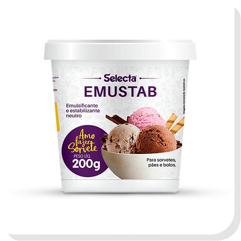 Emustab - Emulsificante e Estabilizante Neutro 200g Mix