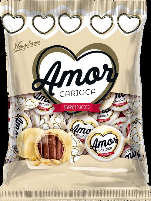 Bombom Amor Carioca Branco 900g Neugebauer