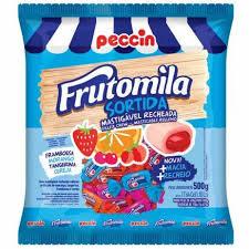 Bala Frutomila Sortida 500g Peccin
