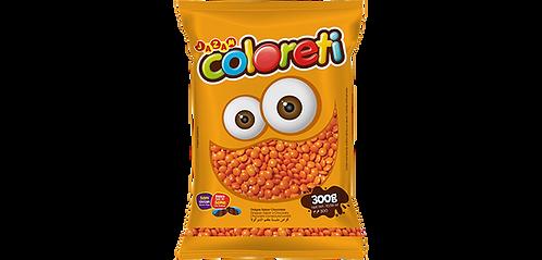Coloreti Mini Laranja Jazam 300g