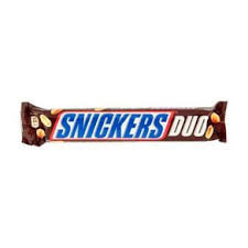 Snickers Original Duo Display c/ 18un