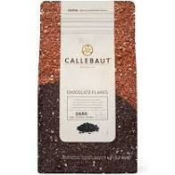 Chocolate Dark Flakes 9D Callebaut 1kg Sicao