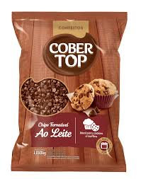 Cobertop Gotas Chips Forneáveis  1,01KG Bel