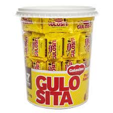 Paçoca Rolha Gulosita c/67un emb. de 1,005kg Gulosina