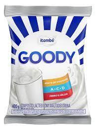 Composto Lacteo Goody 400g - Itambé