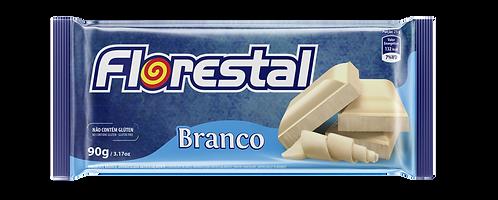 Chocolate Branco 90g - Florestal