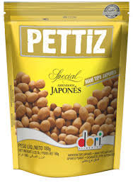 Amendoim Pettiz Special Japonês Pouch 180g Dori