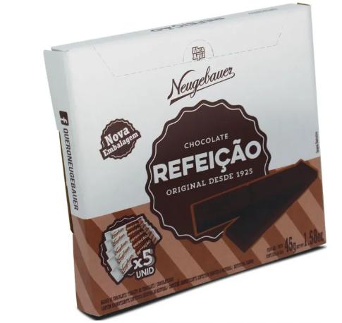 Chocolate Refeição Original 45g - Neugbauer com 14 unidades