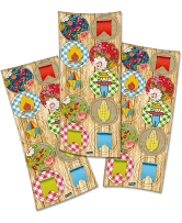 Adesivo Festa Junina 30 Unidades Festcolor