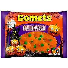 Bala Gomets Goma Halloween  300g Dori