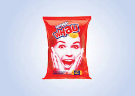 Batata Ondulada Whau 30g Ketchup Semalo