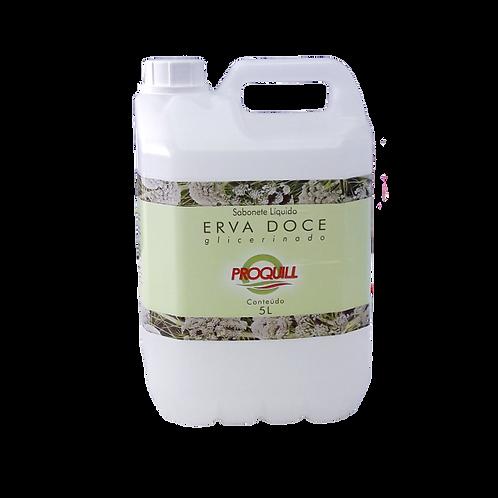 Sabonete Líquido Erva Doce Proquill c/ 5l - ST