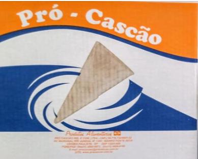 Casquinha para Sorvete Pro Biscoito c/ 240uni - Pró  Cascão