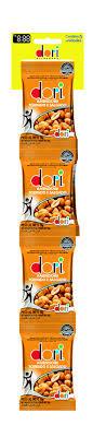 Cartela  Amendoim TSSP 5x20g Dori