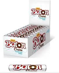 Chocolate Baton Bastão Recheado Leite  30X16g Nestlé