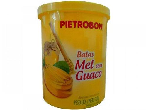 Bala Mel com Guaco 200g - Pote sem papel - Pietrobon