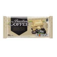 Choco Brazilian Coffee Branco 90g Florestal
