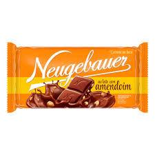 Chocolate Amendoim 14x90g Neugebauer