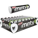 Pastilha Rolly Minty Extra forte 16un Docile