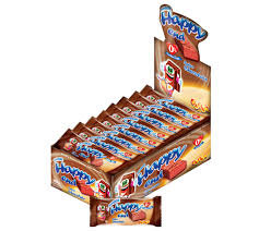 Bombom Happy End sabor chocolate c/ 36un de 13g Jazam