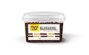 Blossoms Mona Lisa Chocolate Ao Leite 1kg Callebaut