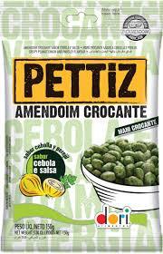 Amendoim Pettiz Cebola/Salsa Crocante 150g Dori