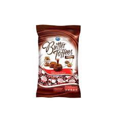 Bala Butter Toffees Creme de Avelã 500g Arcor