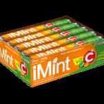 Confeito Dops Drageado  I Mint  Vit C 320g Florestal
