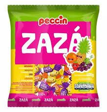 Bala Zaza Sortida 600g Peccin