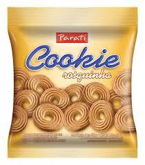 Biscoito Cookie Leite 30g Parati