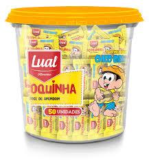 Paçoca Rolha Lual 50x15g