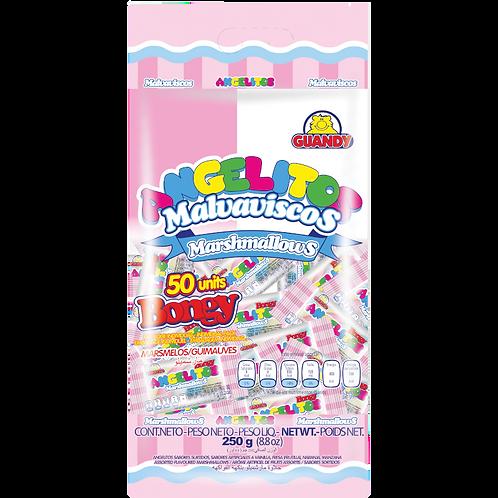 Marshmallows Twister Individual 50x5g Soberana