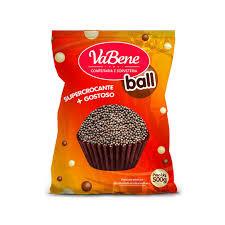 Cereal Micro com Cobertura Sabor Chocolate ao Leite 500g Vabene