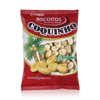 Biscoito Coquinho 400g Prodasa