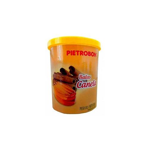 Bala de Canela Pote 200g sem papel PIETROBON